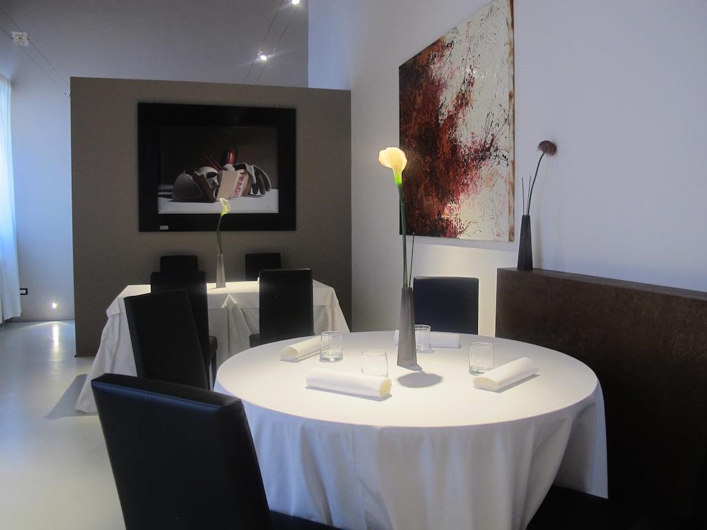 Sala, La Gattabuia, Chef Andrea Giuseppucci, Tolentino, Marche