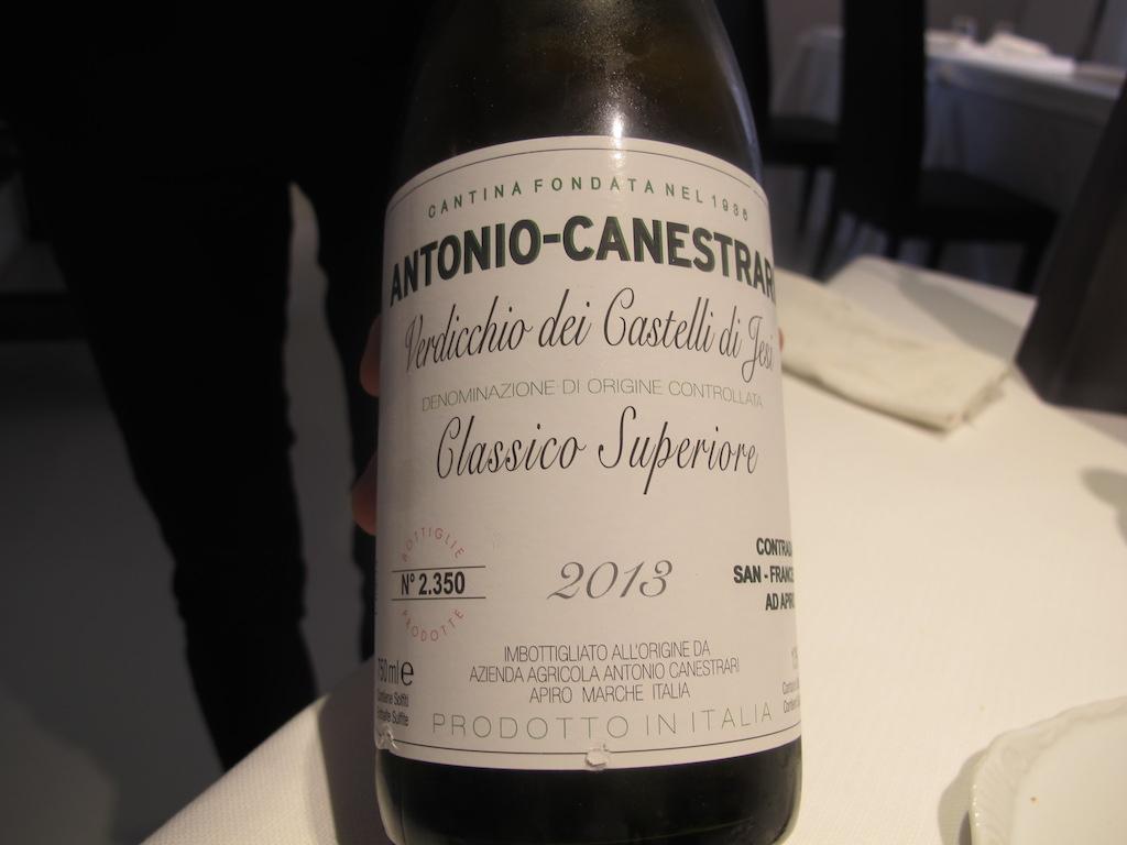 vino, La Gattabuia, Chef Andrea Giuseppucci, Tolentino, Marche