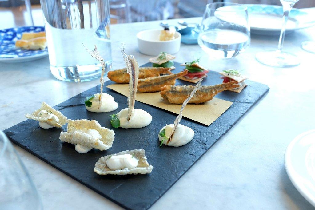 aperitivo, Il Marin, Chef Marco Visciola, Genova, Eataly