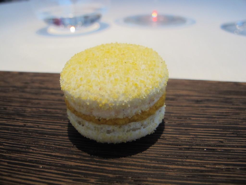 Macaron, Perbellini, Chef Francesco Baldissarutti, Isola Rizza, Verona