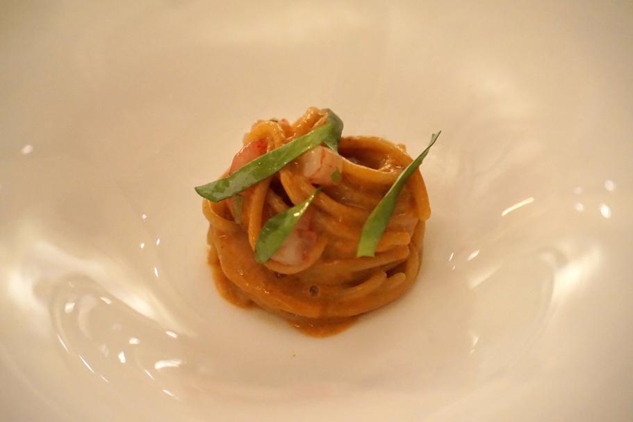 spaghetto, I Portici, Chef Agostino Iacobucci, Bologna