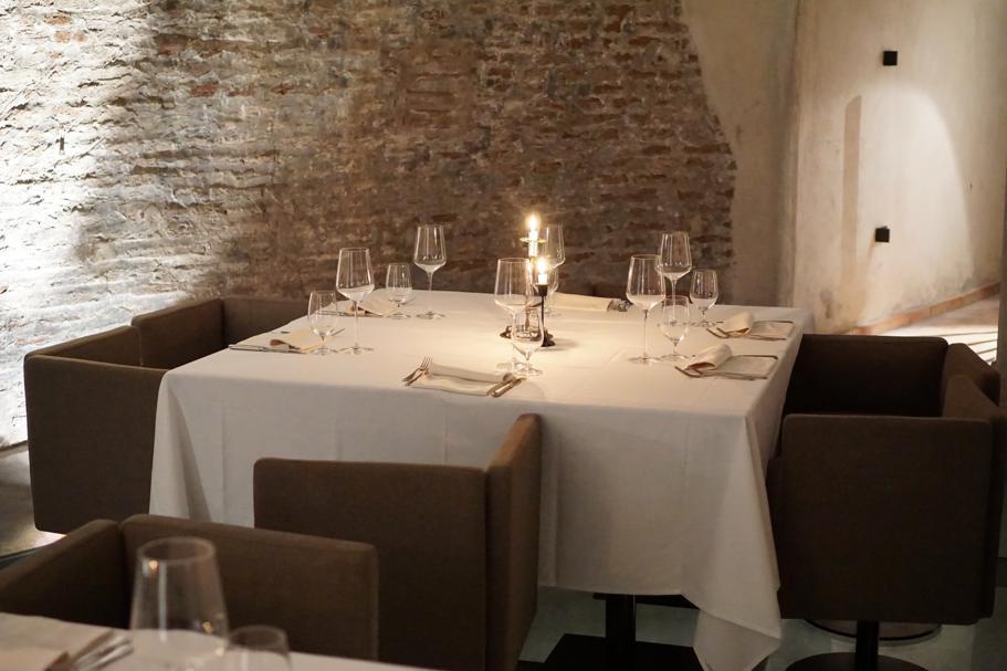 I Portici, Chef Agostino Iacobucci, Bologna
