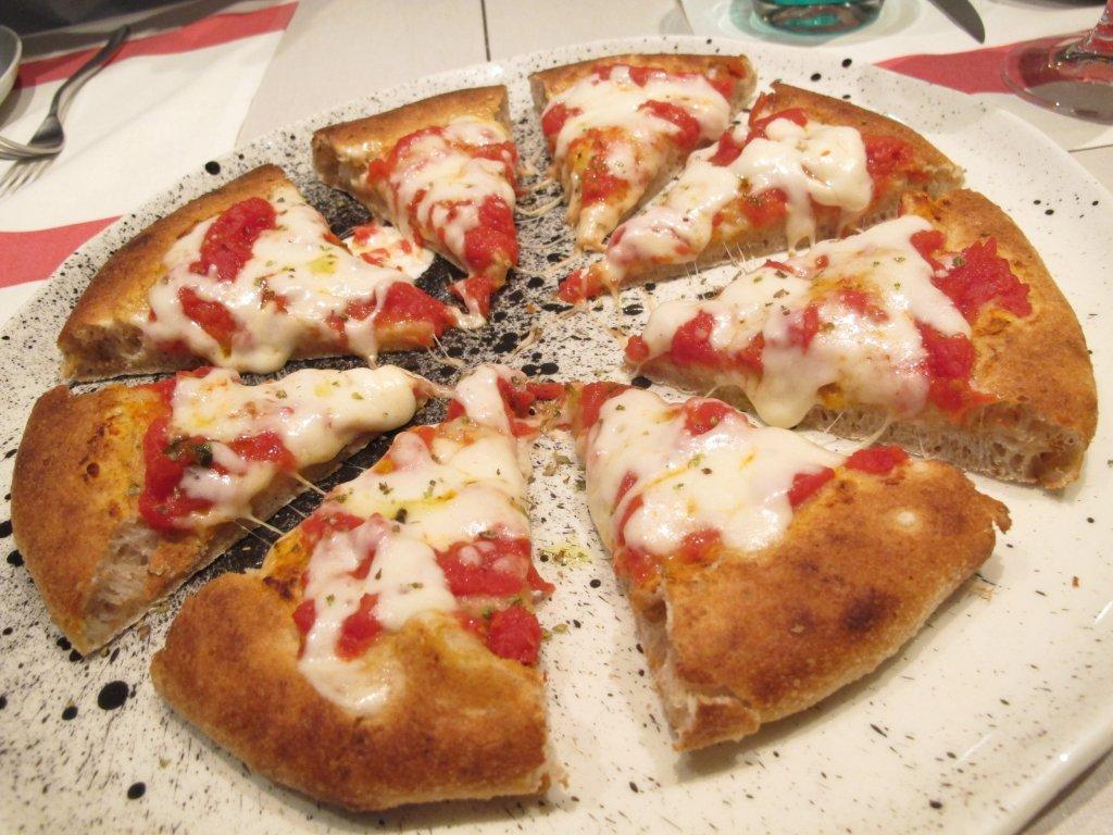 pizza, pomodoro san marzano, I Tigli, Simone Padoan, San Bonifacio