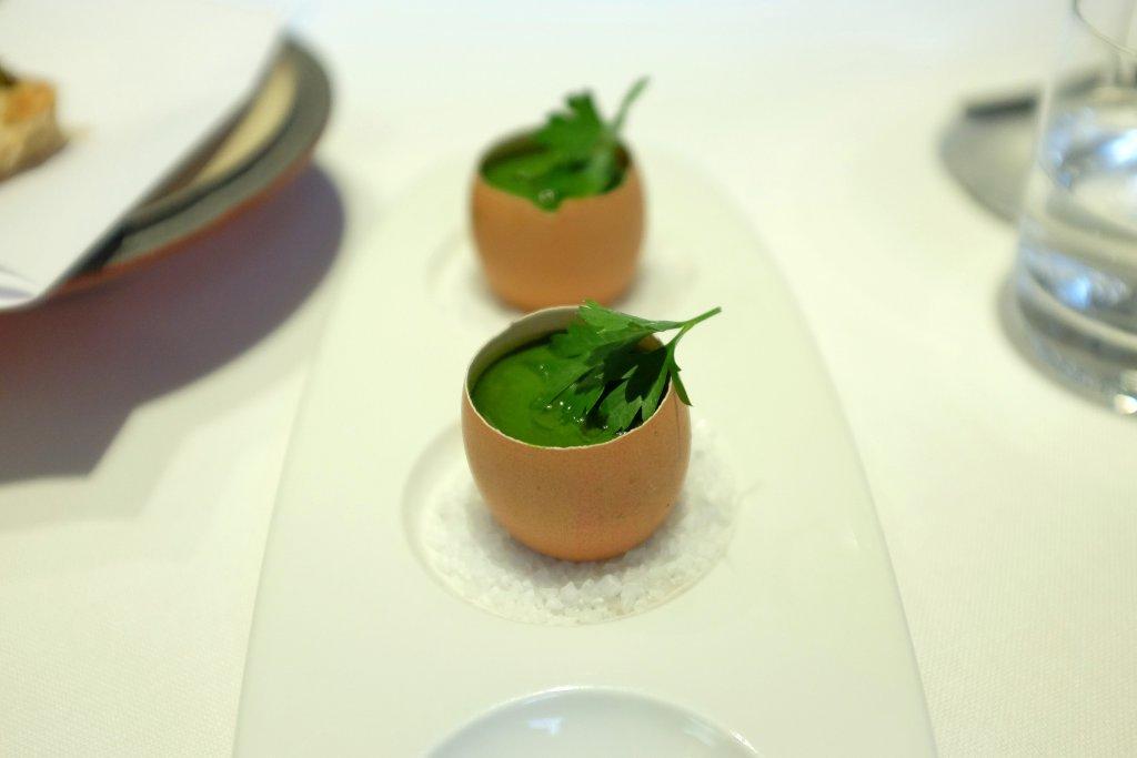 Crema Cotta, Tre Cristi, Chef Paolo Lopriore, Milano