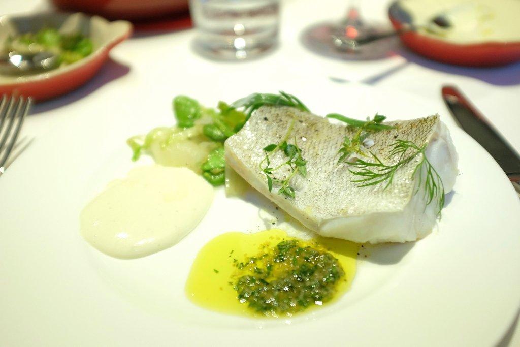 baccalà, Tre Cristi, Chef Paolo Lopriore, Milano