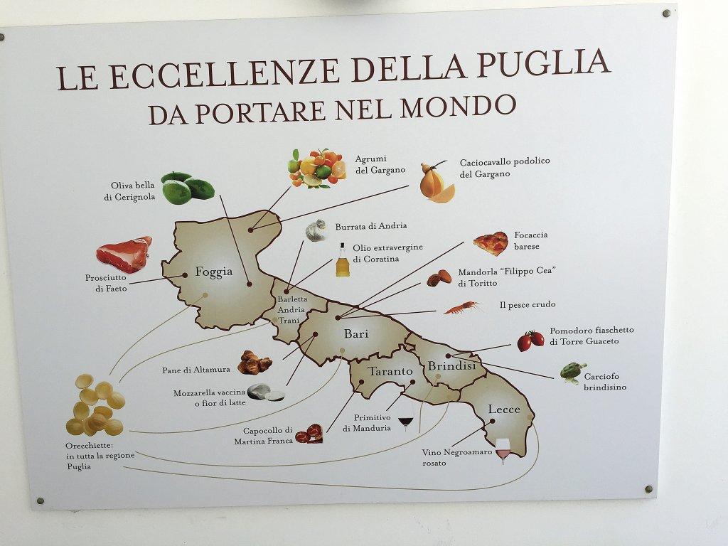 Osteria, Eataly, Puglia