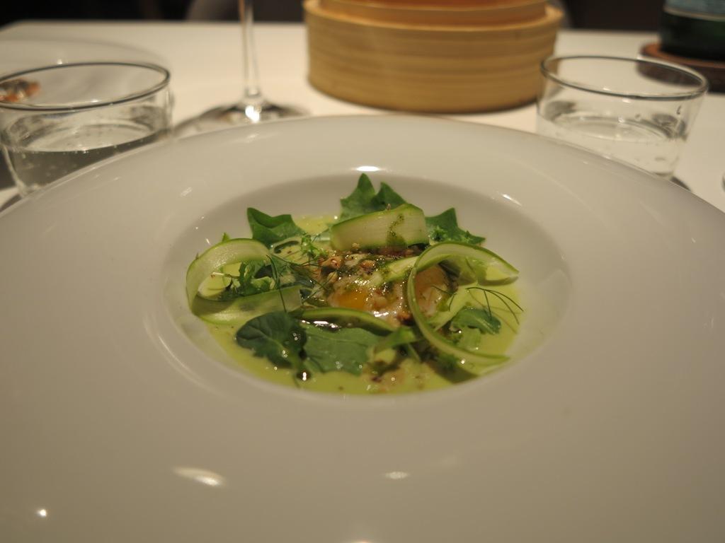 Uovo pochè, La Maniera di Carlo, Chef Francesco Germani, Milano