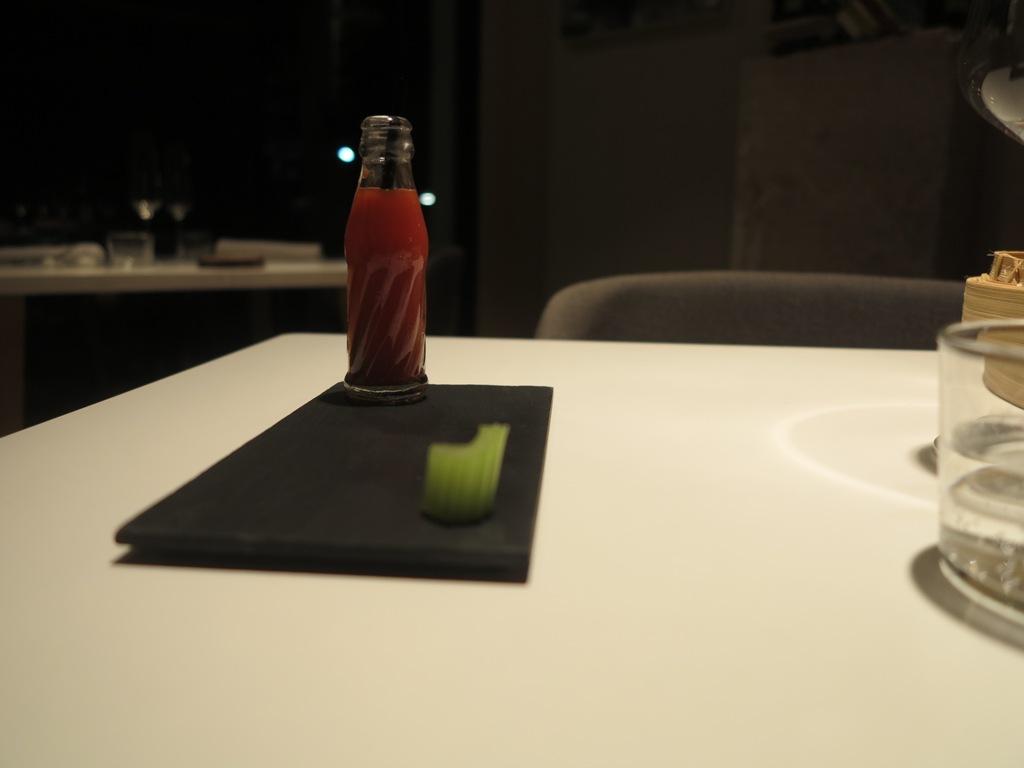Bloody Mary, La Maniera di Carlo, Chef Francesco Germani, Milano