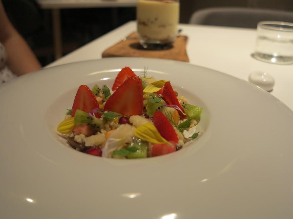 Cous Cous, La Maniera di Carlo, Chef Francesco Germani, Milano