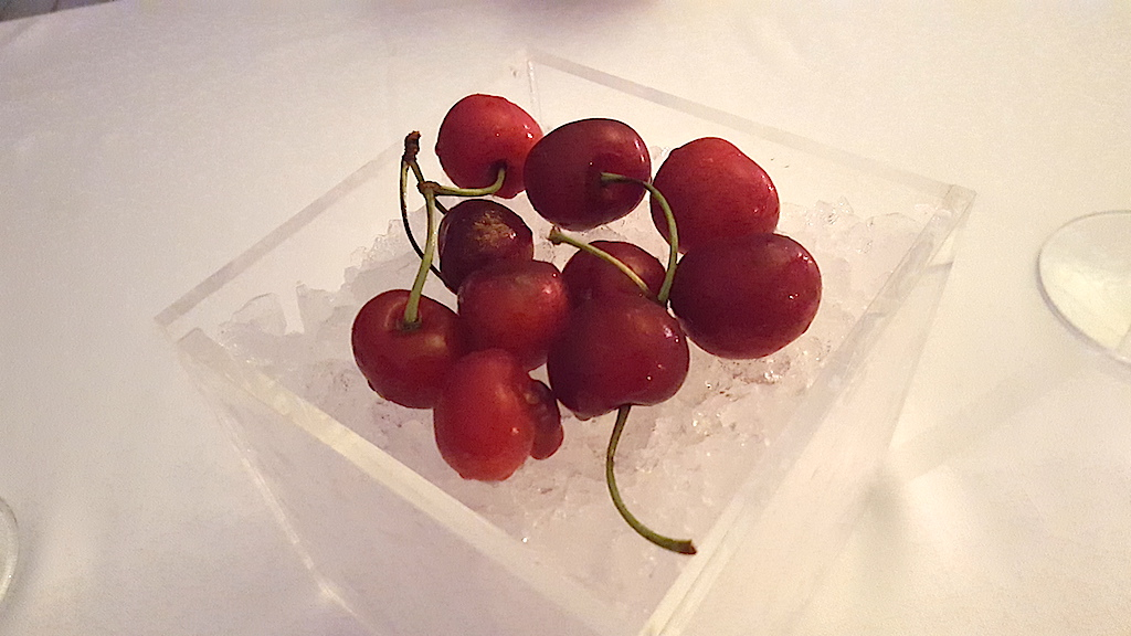frutta, Rosario all'Albos Club, Chef Rosario Malapena, Fregene, Roma
