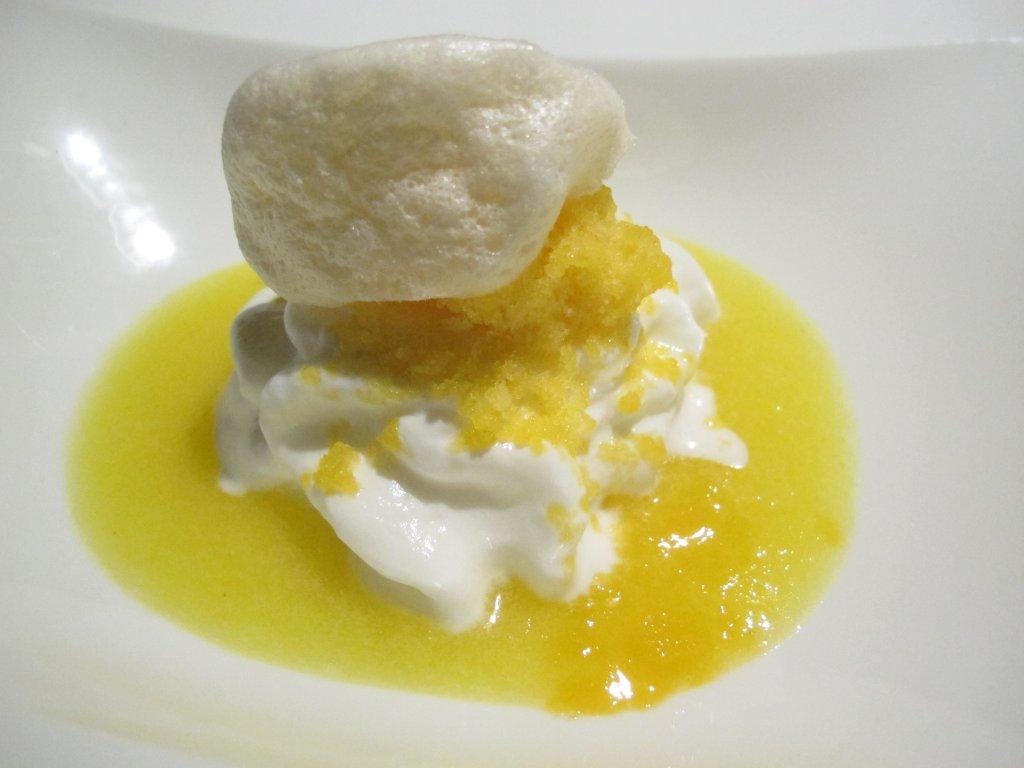 pre dessert, Spinechile Resort, Chef Corrado Fasolato, Schio