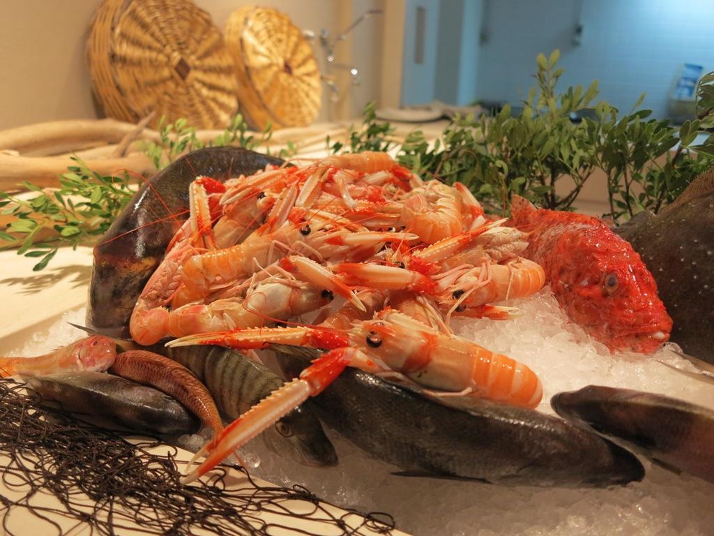 banco del pesce, Da Tuccino, Chef Enzo Florio, Polignano A Mare