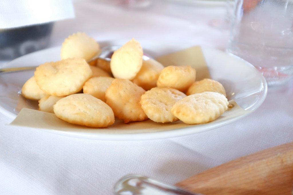 Torta fritta, Zenobi, Colonnella, Abruzzo