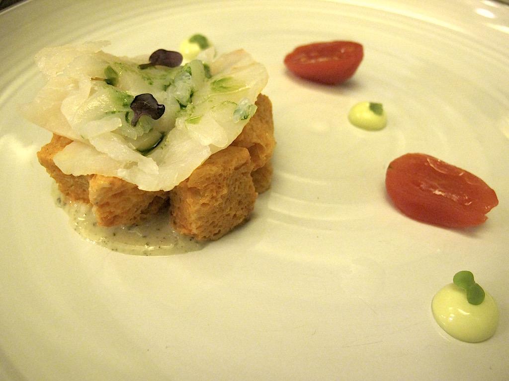 Panzanella, Bistrot64, Chef Noda Kotaro, Roma