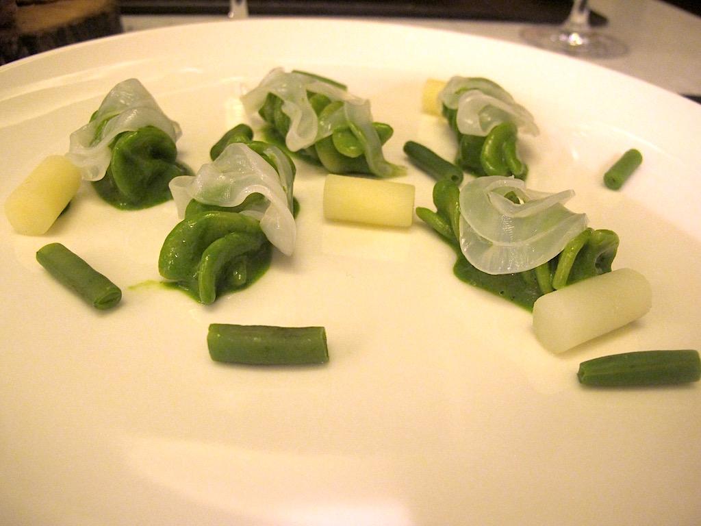 fusione, Bistrot64, Chef Noda Kotaro, Roma