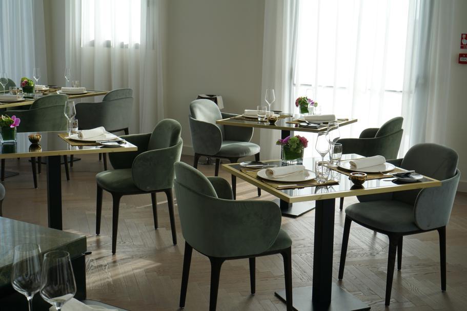 Dopolavoro Dining Room, Chef Federico Belluco, Giancarlo Perbellini, Isola delle Rose, Venezia
