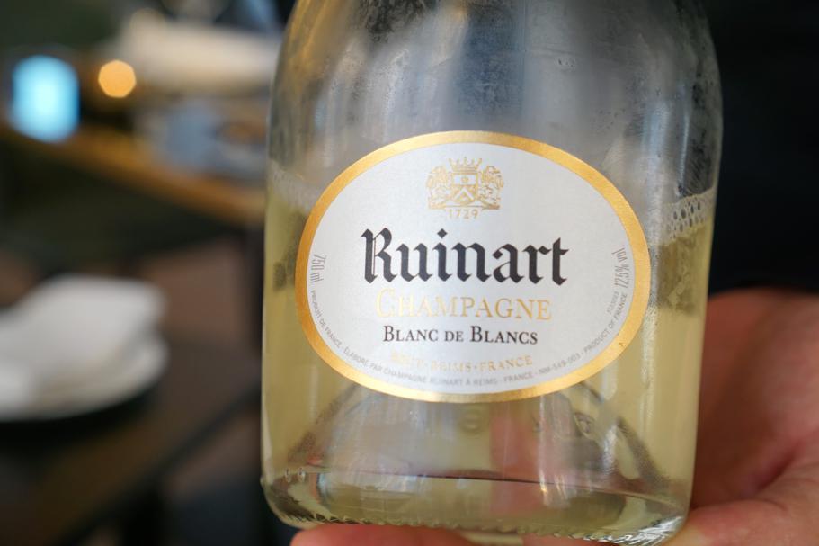 Champagne, Dopolavoro Dining Room, Chef Federico Belluco, Giancarlo Perbellini, Isola delle Rose, Venezia
