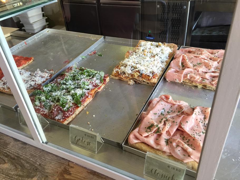 Pizze, 'O Fiore Mio - Pizze di strada, Bologna