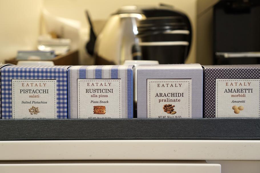 salatini eataly, JW Marriott Venezia, Isola delle Rose, Venezia