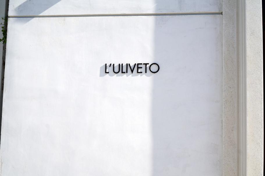l'oliveto, JW Marriott Venezia, Isola delle Rose, Venezia