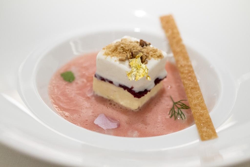 dessert, Seta, Chef Antonio Guida, Mandarin Oriental, Milano