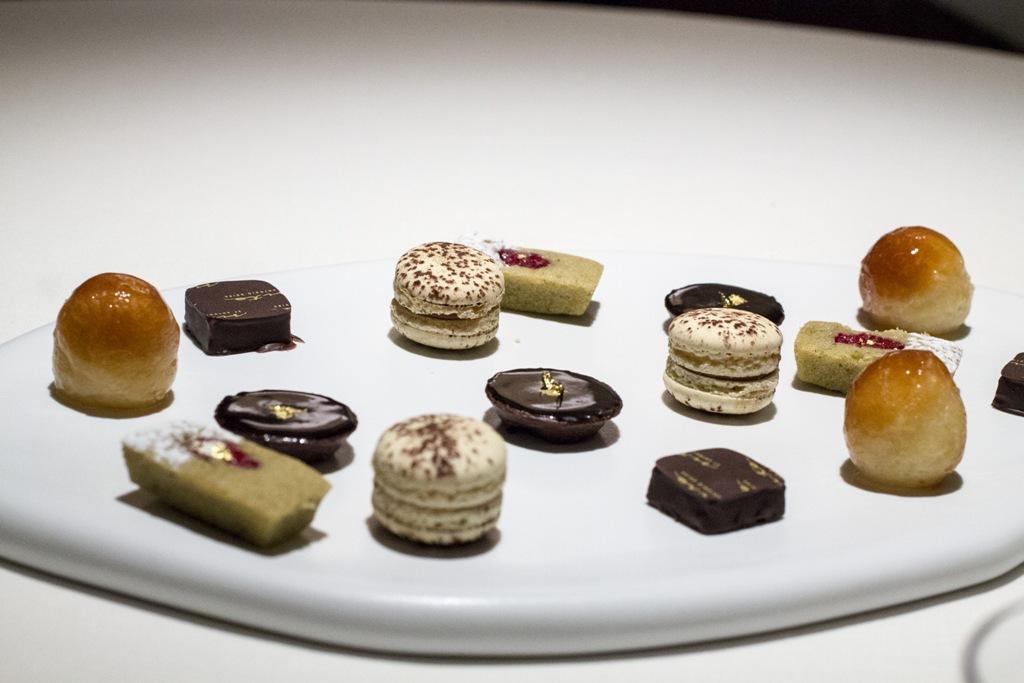 Petit Fours, Seta, Chef Antonio Guida, Mandarin Oriental, Milano