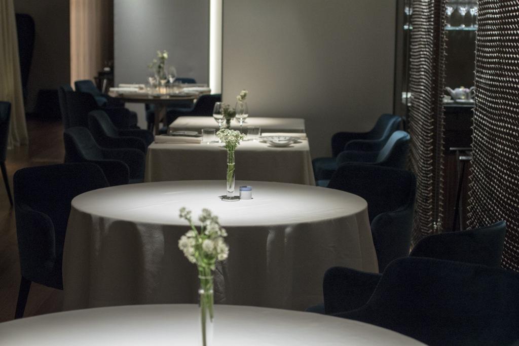 Tavoli, Seta, Chef Antonio Guida, Mandarin Oriental, Milano