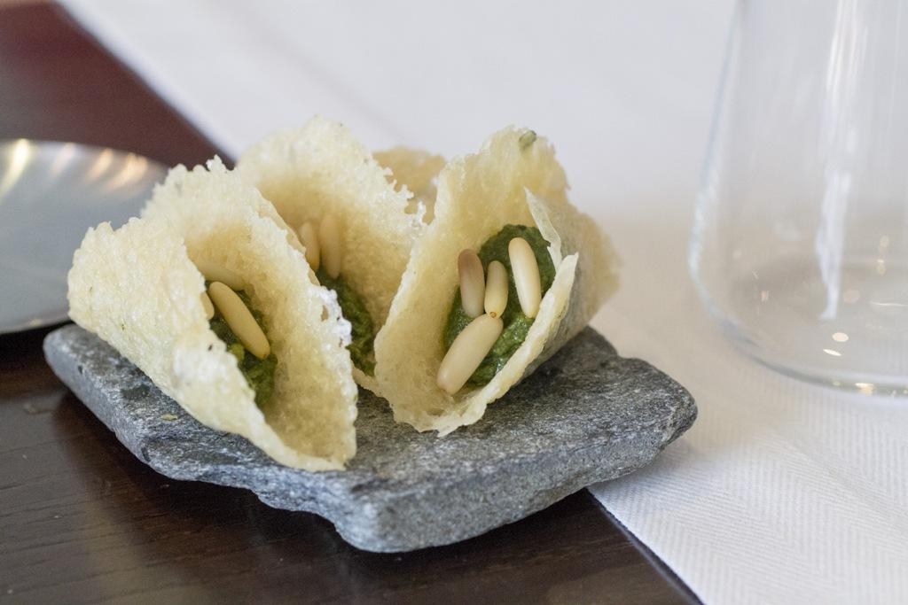 tacos di parmigiana, Antonio Abbruzzino, Chef Luca Abbruzzino, Catanzaro
