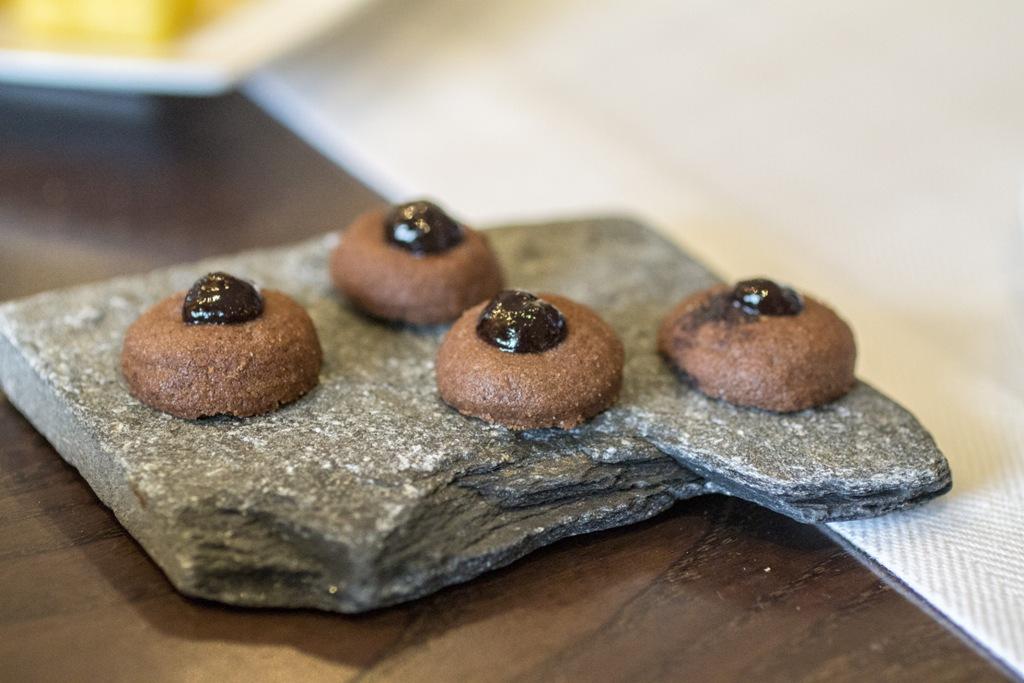 frollini al cacao, Antonio Abbruzzino, Chef Luca Abbruzzino, Catanzaro