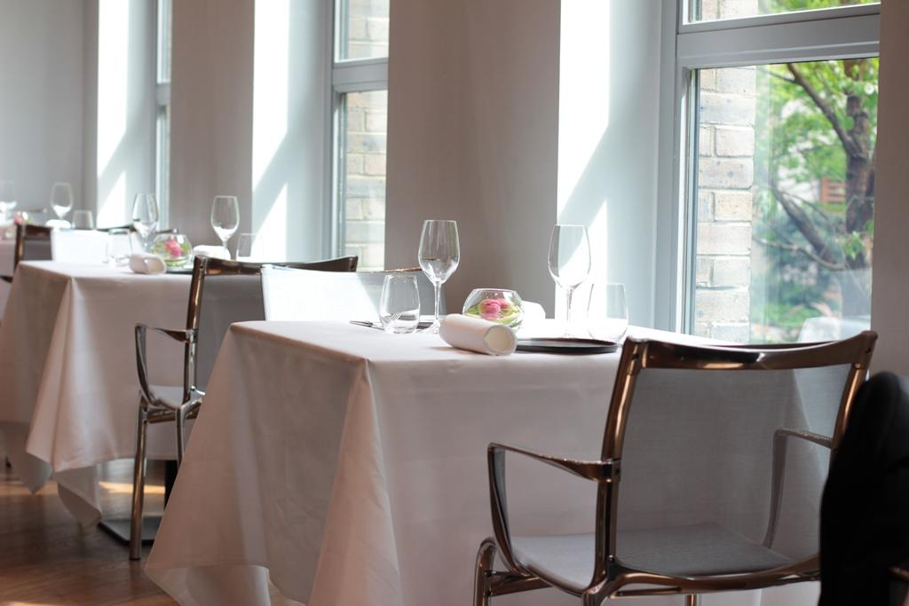 Ametsa, Chef Sergi Sanz, Londra