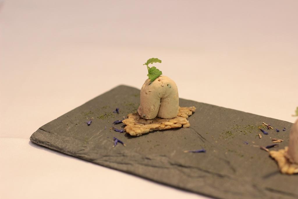 cracker, Ametsa, Chef Sergi Sanz, Londra