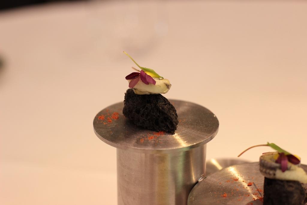 appetizer, Ametsa, Chef Sergi Sanz, Londra