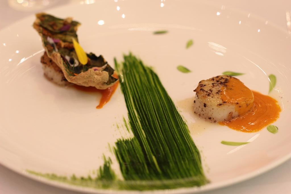 capasanta, Ametsa, Chef Sergi Sanz, Londra