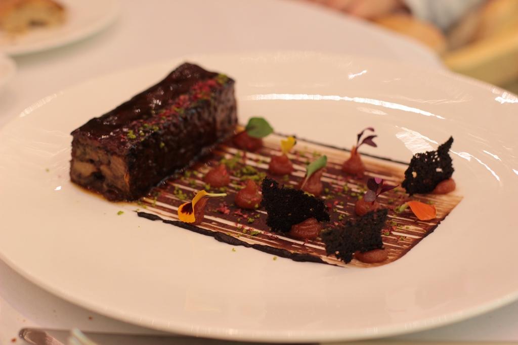 terrina di maiale, Ametsa, Chef Sergi Sanz, Londra