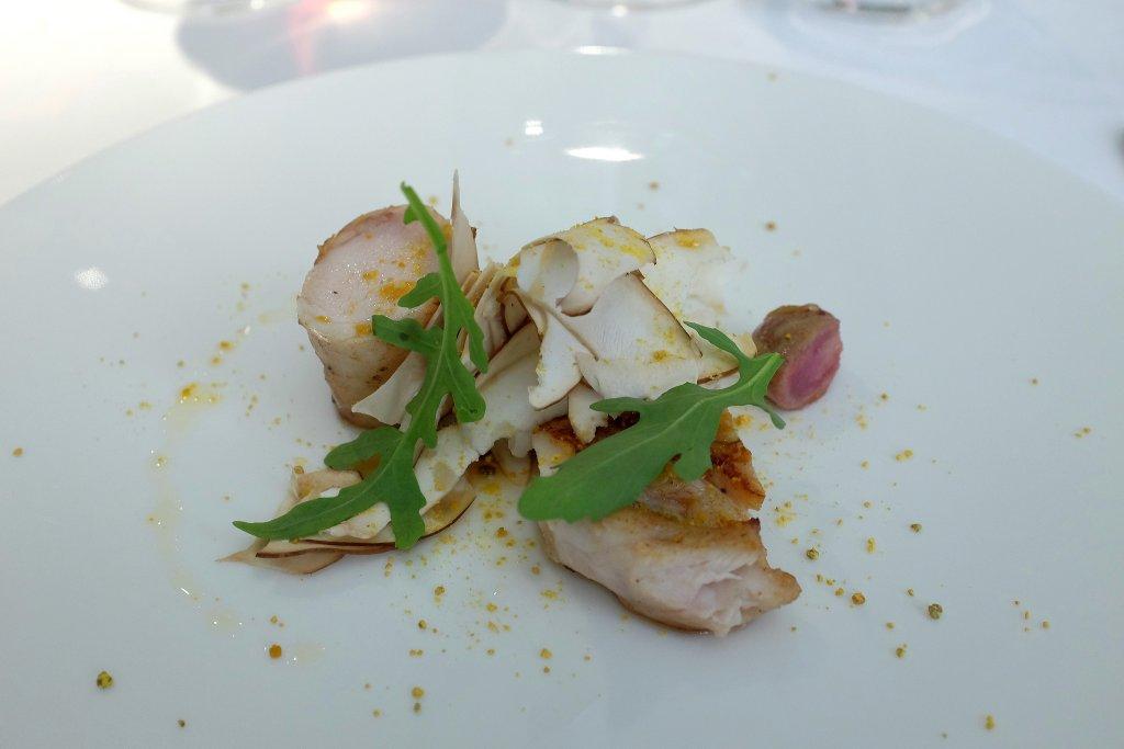 coniglio, I Due Buoi, Chef Andrea Ribaldone, Alessandria