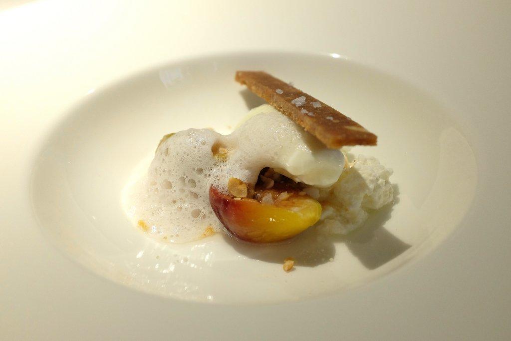 dessert, I Due Buoi, Chef Andrea Ribaldone, Alessandria