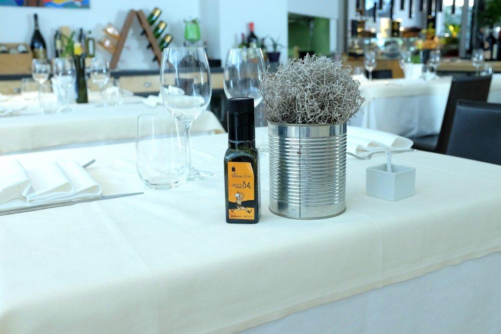 mise en place, Al Carroponte Enobistrò, Chef Alan Foglieni, Oscar Mazzoleni, Bergamo