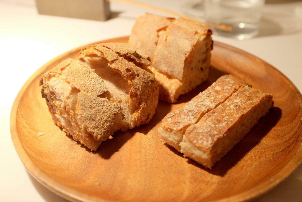 pane, Reale, Chef Niko Romito, Castel di Sangro