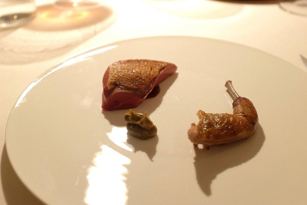 piccione, Reale, Chef Niko Romito, Castel di Sangro