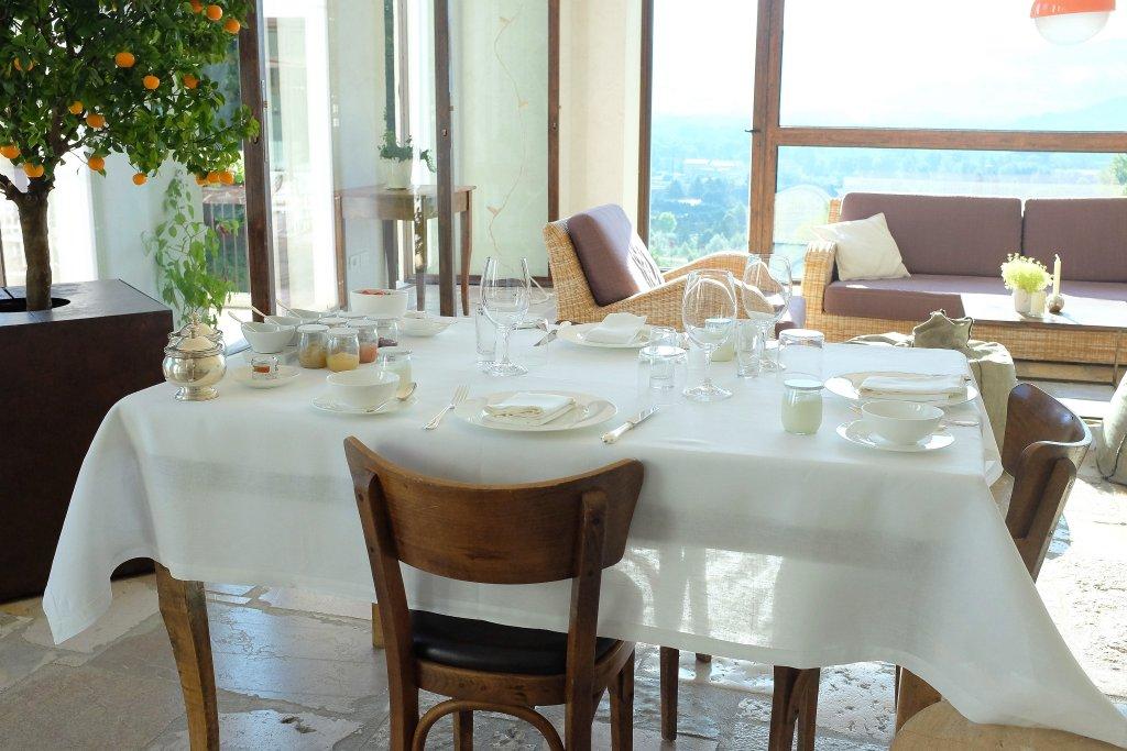 colazione, Casadonna, Castel di Sangro, Niko Romito