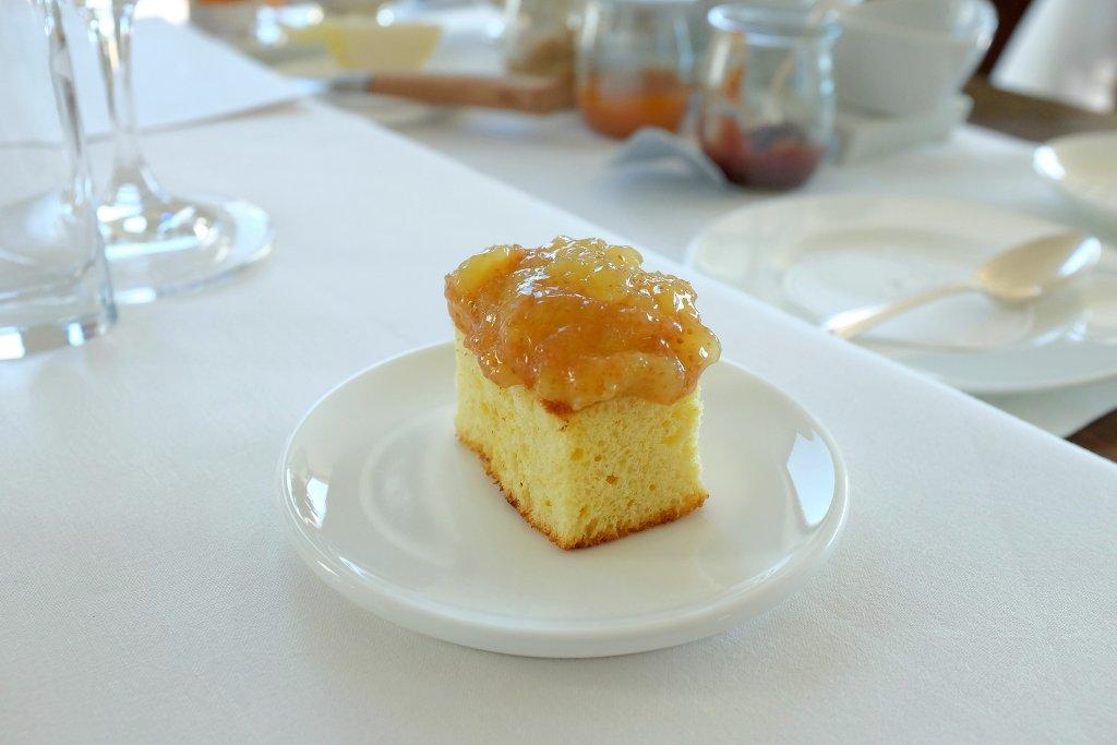 torta, Casadonna, Castel di Sangro, Niko Romito