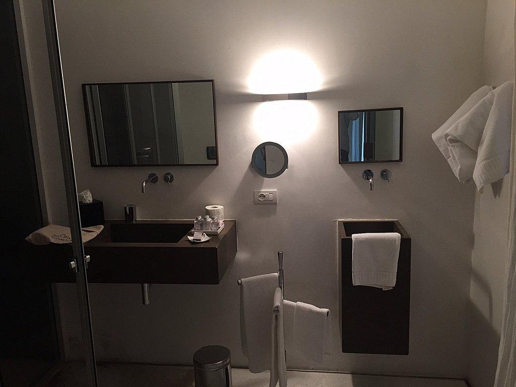 bagno, Casadonna, Castel di Sangro, Niko Romito