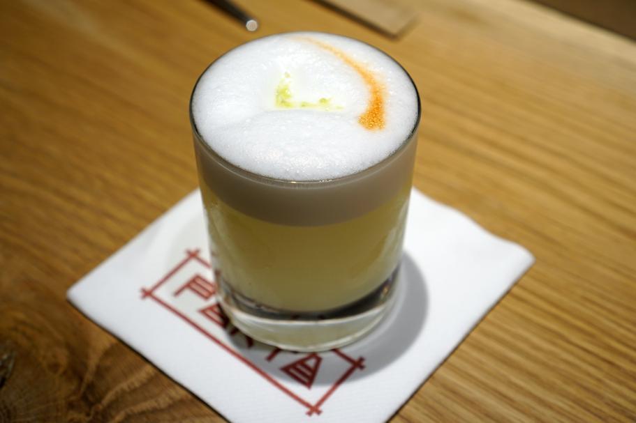Pisco Sour, Pakta, Chef Albert Adrià, Kyoko li, Jorge Muñoz, Barcellona