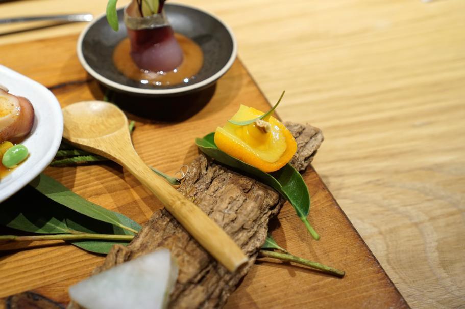 polpo con olluco, Pakta, Chef Albert Adrià, Kyoko li, Jorge Muñoz, Barcellona