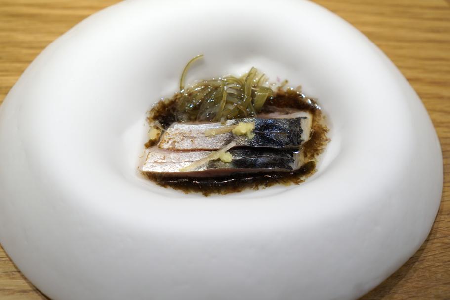shimesaba, Pakta, Chef Albert Adrià, Kyoko li, Jorge Muñoz, Barcellona