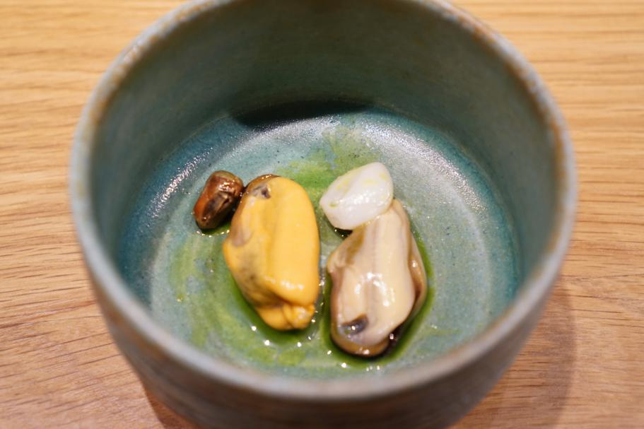 tomato ponzu, Pakta, Chef Albert Adrià, Kyoko li, Jorge Muñoz, Barcellona