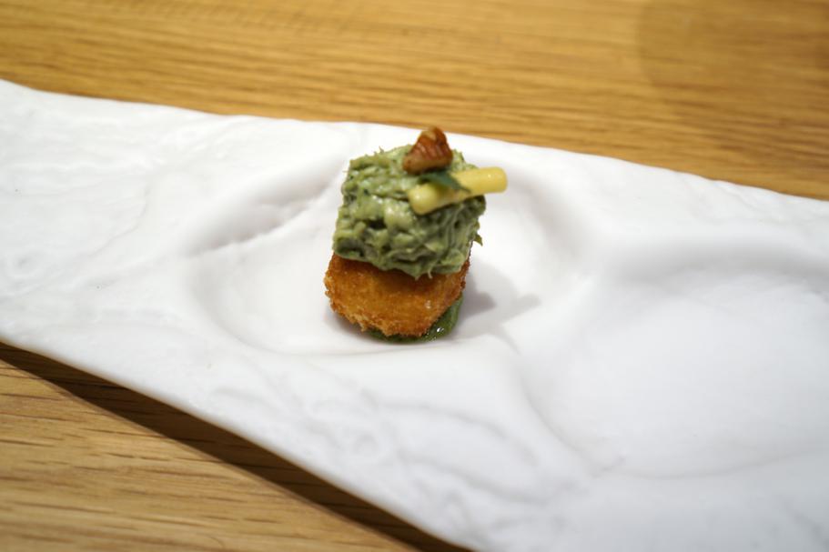 causa fritta, Pakta, Chef Albert Adrià, Kyoko li, Jorge Muñoz, Barcellona