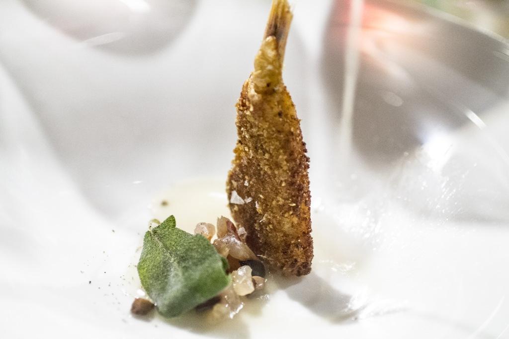 frittura, Signum, Chef Martina Caruso, Salina