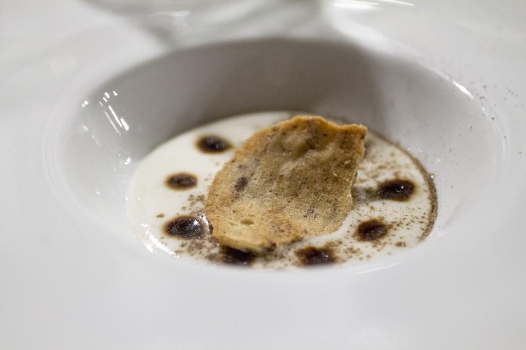 zuppe di latte, Signum, Chef Martina Caruso, Salina