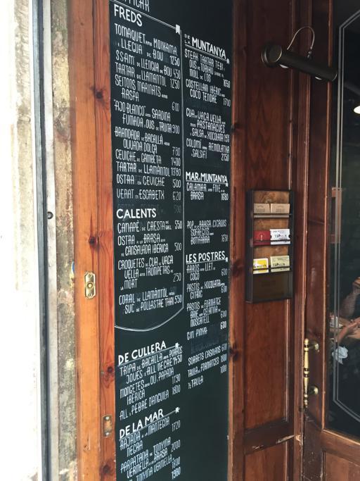 Suculent, Chef Antonio Romero, Barcellona